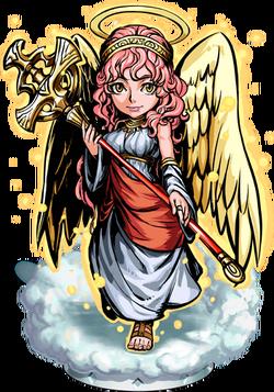 White Archangel II Figure