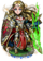 Aletheia, Knight Templar II Figure