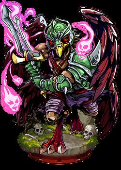 Halphas, Earl of Hell Figure