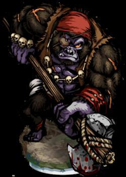Coco, Gorilla Bandit II Figure