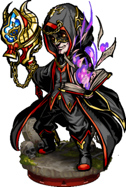 Imperial Magus Figure
