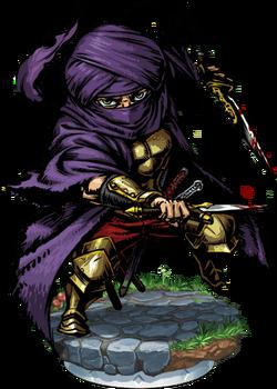 Swordsman II Figure