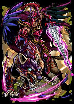 Andras, the Slayer II Figure