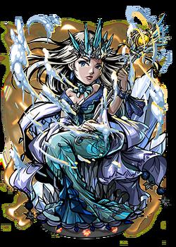 Virginal, Ice Queen Figure
