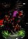 Man-eating Eagle II + Figure