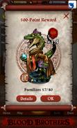 Kan, Lizardman Diviner Point Reward