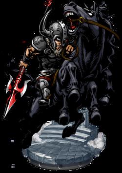 Odin Figure