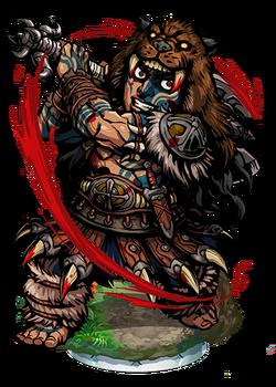 Enkidu the Invincible Figure
