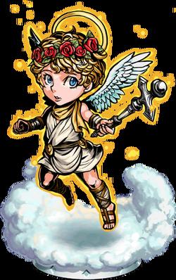 White Angel Figure