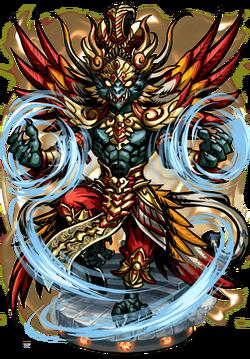 Garuda Figure