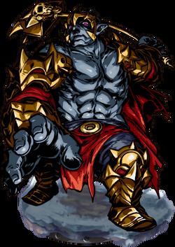 Golad the Mighty II Figure