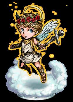 White Angel + Figure