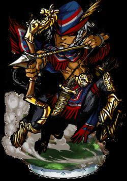 Robyn, Centaur Hunter II Figure
