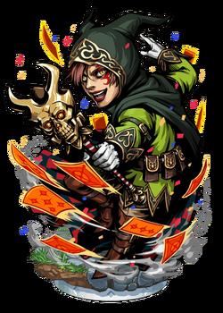 Houdi, Tarot Sorcerer II Figure