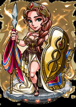 Juno, Goddess of Affection Figure