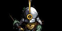 Ashigaru Commander