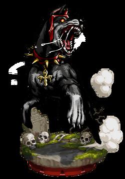 Imperial Hound II Figure