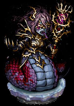 Queen Echidna Figure