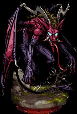 Bat Demon II Figure