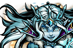 File:Snow Queen Face.png