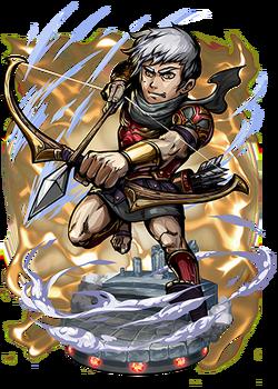 Apollo, God of the Sun Figure