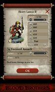 Heavy Lancer II (base stats)