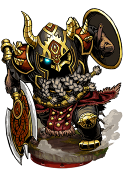 Minos, Judgment King Figure