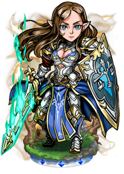 Aletheia, Knight Templar Figure
