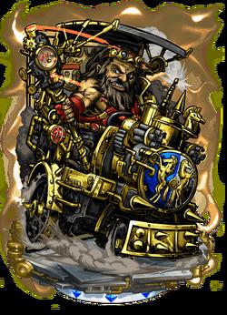 Arcanan Chariot II Figure