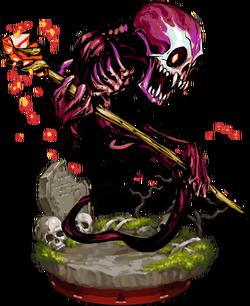 Ghost Caller II Figure
