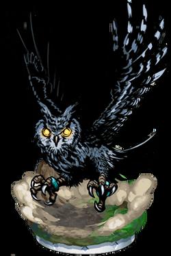 Watch Owl Figure