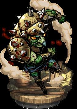 Goblin Charger II Figure