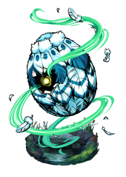 Zephyr Egg Figure