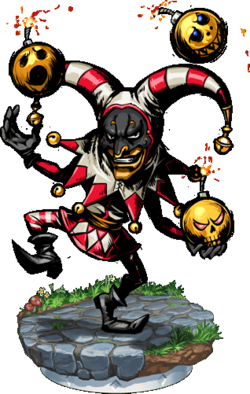 Jester II + Figure