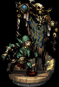 Goblin Gonfalon II Figure