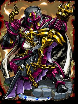 Guillaume, Grand Inquisitor II Figure
