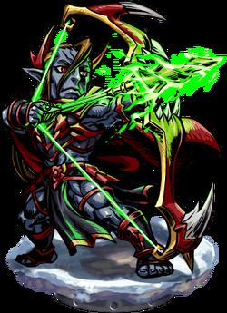 Elven Spellmark Figure