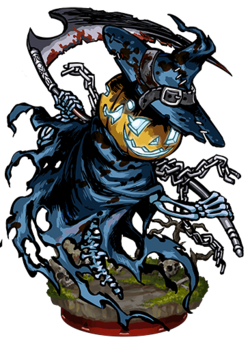 Jack, the Reaper Figure