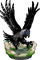 Ninja Hawk II Figure