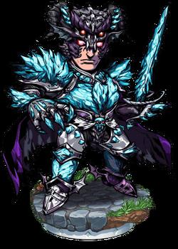 Fimbul, the Freezing Sword Figure