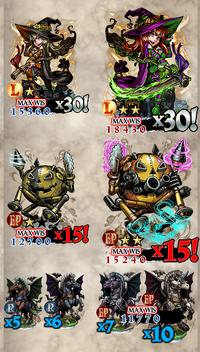 The Cursed Castle Elites