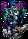 Okypete, the Harpy II Figure