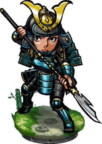 File:Naginata Samurai Figure.png