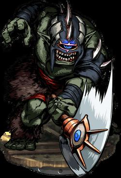 Warrior Cyclops II Figure