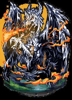 Cocytus Dragon II Figure