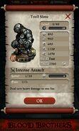 Troll Slave (base stats)