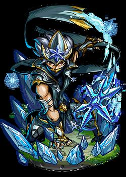 Kosuke, Master Ninja Figure
