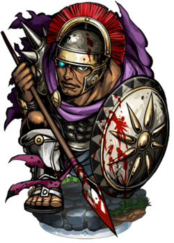 Marcus, Brave of Liberation Figure