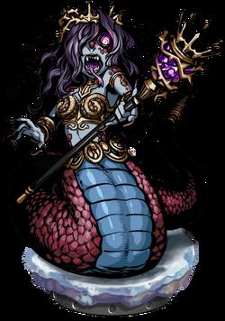 Queen Lamia II Figure