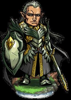 Captain Luki Figure